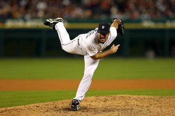 Any rotation led by Justin Verlander deserves a high ranking.