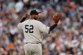 CC Sabathia has unmatched year-to-year consistency.