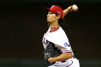 Yu Darvish was exciting and frustrating during his debut season.