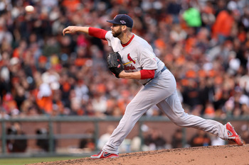 St. Louis has plenty of depth behind injury-prone Chris Carpenter.