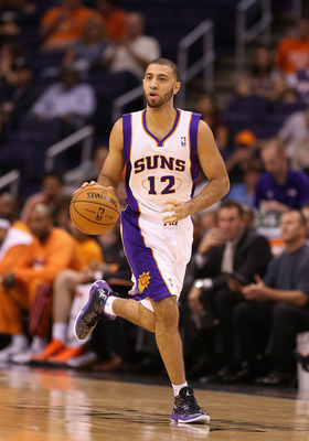 Marshall has barely played for the Suns and is now in the D-League.