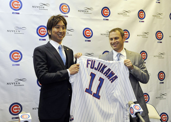 Jed forked out the money for Fujikawa, will he continue the investment in pitching?