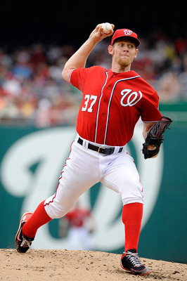 Stephen Strasburg should be the Nats Opening Day starter once again in 2013