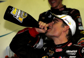 Jeff Gordon showed he still had it to win the 87th race of his career.