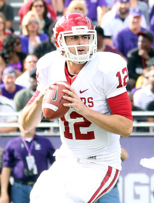 Oklahoma's #12 will have big shoes to fill if he hopes to play like Buffalo's great #12.