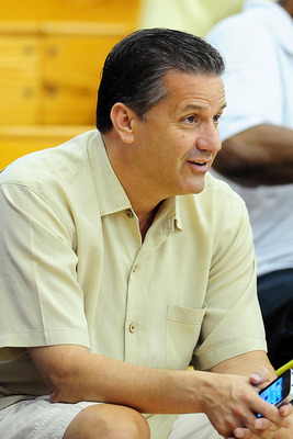 Who else does John Calipari have his eye on?