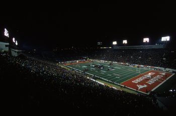 Montreal's Percival Molson Memorial Stadium just underwent a $29.4 million renovation in 2010.