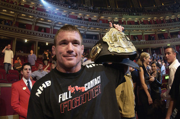 UFC Hall of Famer Matt Hughes