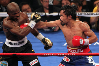 Pacquiao is an eight-division champion.