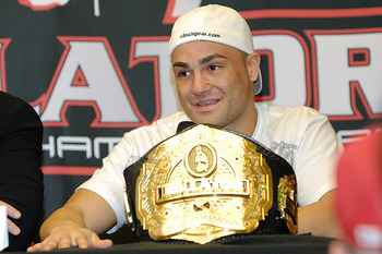 Eddie Alvarez is going to need a high-level opponent once he enters the Octagon. Photo c/o MMAWeekly.com.