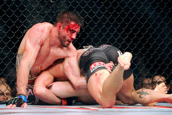 MacDonald specifically said he wanted to avenge his sole MMA loss after beating B.J. Penn.
