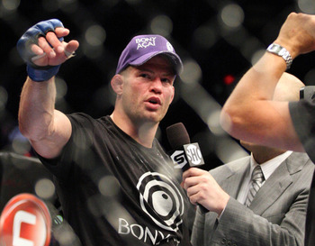 Crossing the well-rounded games of Rory MacDonald and Nate Marquardt would make for a technically marvelous fight.