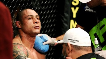 Thiago Silva is a very beatable opponent for a strong kickboxer like Shogun. Photo c/o ESPN.com.