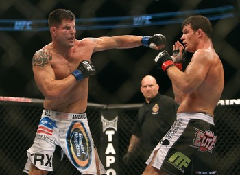 Brian Stann would be a great choice to fight Rua if he ends up dropping to middleweight.