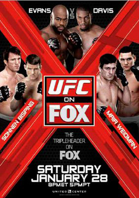 UFC on Fox 2 was mired by unsatisfying fights that went to decision.