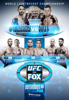 UFC on Fox 5 was a night dominated by lopsided fights, on both the main and preliminary cards.