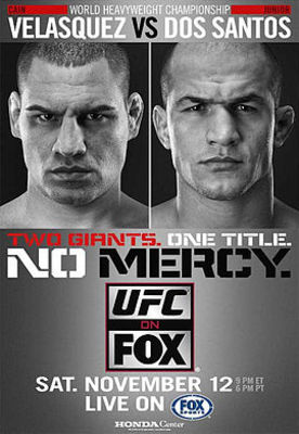 Velasquez vs. dos Santos was, unfortunately, the only fight that appeared in the first UFC on Fox, even though several other bouts outshined it.