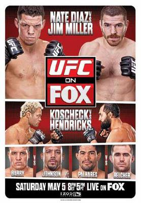 UFC on Fox 3 is one of the two cards that delivered on all the televised fights.