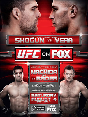 UFC on Fox 4 had four exciting stoppages, including a knockout of the year and fight of the year candidate.