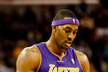 Los Angeles Lakes Dwight Howard