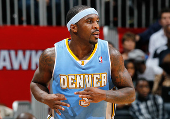 Denver Nuggets Ty Lawson