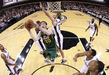 Utah Jazz's Gordon Hayward