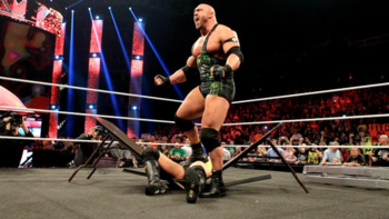 Does Ryback simply move on? (Photo Credit: WWE.com)