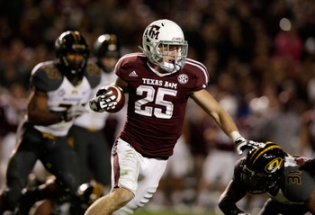 Aggie WR Ryan Swope vs. Missouri