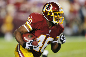 Alfred Morris torched the Ravens for 122 yards and a TD on Sunday