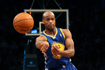 Jarrett Jack is very comfortable with his role as a Warrior.