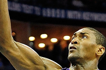 MWP didn't get cookin' till the second half.
