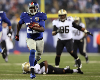 David Wilson has shown he can break away at any moment