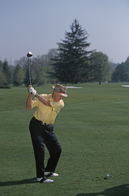 Sam Snead had one of the greatest swings ever.