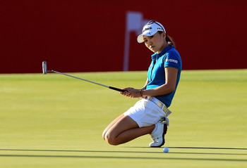I.K. Kim's missed one-foot putt cost her a major title.