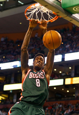 Larry Sanders has been a terror around the rim.