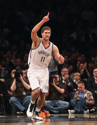 Brook Lopez is doing more with fewer minutes.