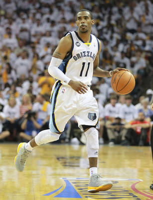 Mike Conley, Jr. has been integral to the Grizzlies' success.