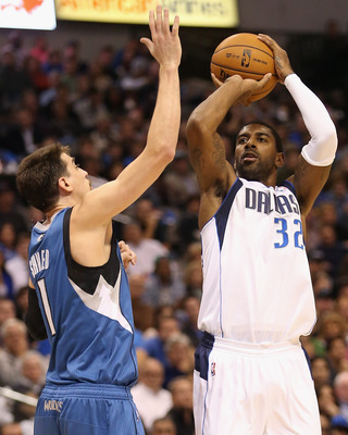 The Mavericks would be lost without O.J. Mayo.
