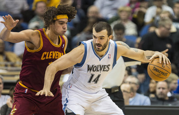 Nikola Pekovic has been a value in Minnesota.