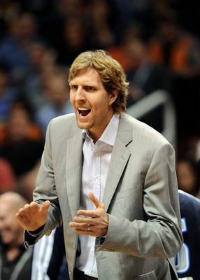 Until Dirk Nowitzki returns, it's hard to tell what Dallas is worth.