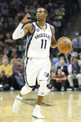 Mike Conley is making a name for himself as one of the West's more valuable guards.