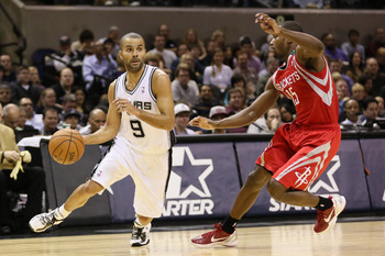 Tony Parker might deserve even more respect for what he continues to do in San Antonio.