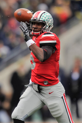 Miller had an excellent 2012 season for the unbeaten Buckeyes.