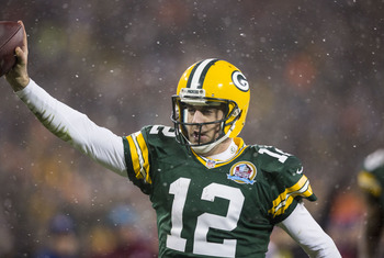Things are setting up nicely for the Packers to enjoy a long playoff run this winter.
