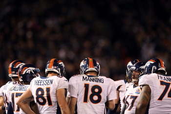 The Denver Broncos offense will have to keep up with a well-oiled machine in Foxboro.