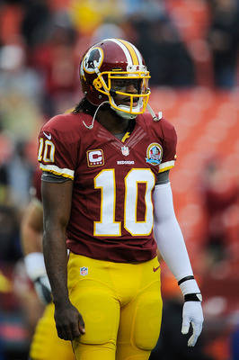 RGIII's ROY case would get a lot stronger with a couple of playoff wins.