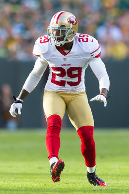 Chris Culliver is the 49ers' nickel back
