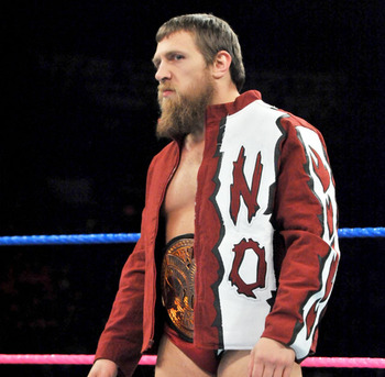 Daniel Bryan has quite an interesting past...once you get beyond the beard.