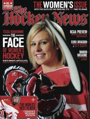 Image courtesy of The Hockey News