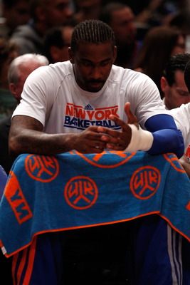 Amar'e Stoudemire's window of stardom may be closed.